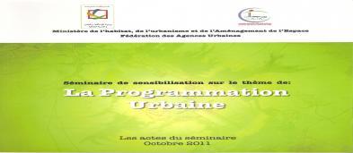 Mise en place d'une démarche de programmation dans le cadre de l'aménagement urbain et de la construction d'équipements publics