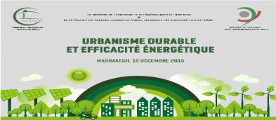 Urbanisme durable et efficacité énergétique