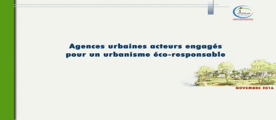 Urban agency actors engaged in eco-responsible urban planning