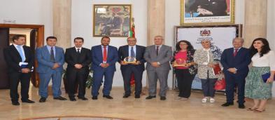 الوكالة الحضرية لتازة تفوز بالجائزة الافريقية للتميز للخدمات العمومية فئة الخدمات الإلكترونية لعام 2018