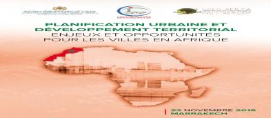 LA FEDERATION DES AGENCES URBAINES DU MAROC - MAJAL ET CGLU-AFRIQUE : POUR UNE PLANIFICATION URBAINE AU SERVICE DE DE LA DIPLOMATIE DES VILLES AFRICAINES